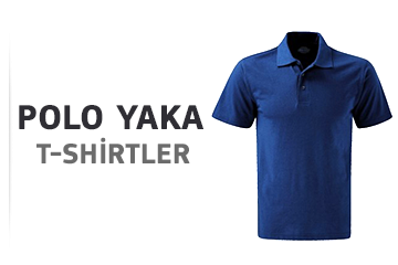 Polo Yaka T-Shirtler